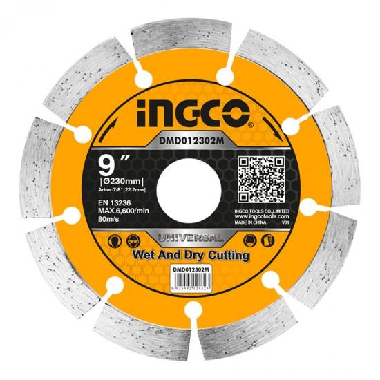 Διαμαντόδισκος 230mm DMD012302M INGCO