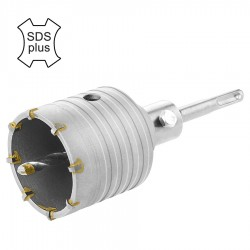 Διαμαντοκορώνα Μπετού 65mm HCB0651 INGCO
