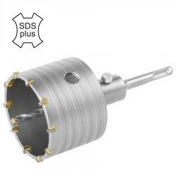 Διαμαντοκορώνα Μπετού Διαμέτρου 80 mm HCB0801 INGCO