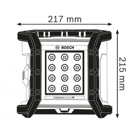 GLI 18V-1200 C Φακός μπαταρίας SOLO BOSCH