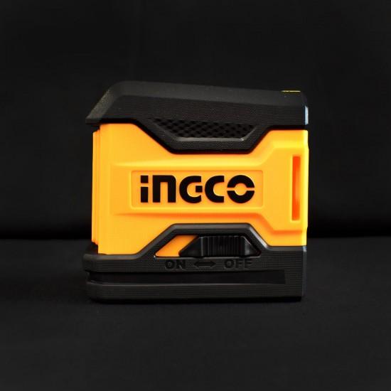 Αυτοαλφαδιαζόμενο Laser Σταυρού 2 Ακτίνων HLL156508 INGCO