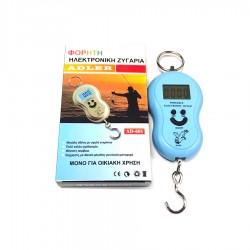 Ηλεκτρονική ζυγαριά τσέπης έως 40kg