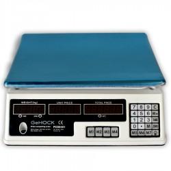 Ψηφιακή επιτραπέζια ζυγαριά 40kg White GeHOCK