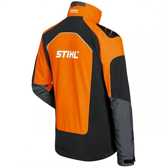 ADVANCE X-SHELL Ανδρικό Σακάκι Πορτοκαλί STIHL