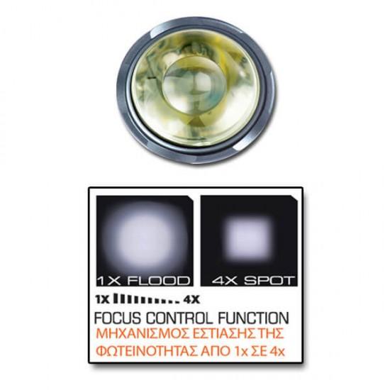 Αδιάβροχος φακός TM-01R AlpinTec