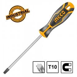 Επαγγελματικό Κατσαβίδι Torx HS28T10100 INGCO
