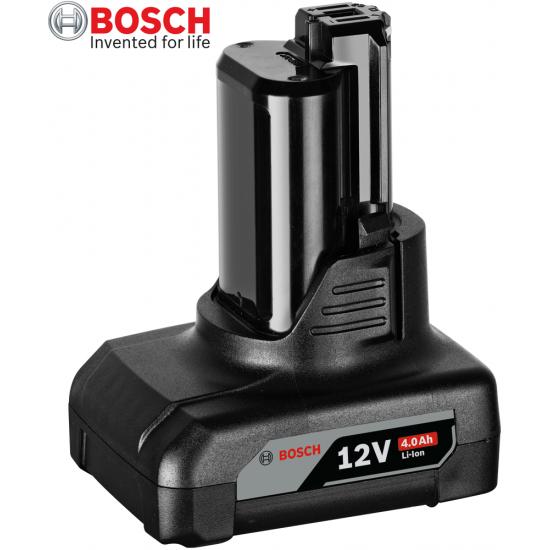 1 x GBA 12V 2.0Ah Μπαταρία + 1 x GBA 12V 4.0Ah Μπαταρία + GAL 12V-40 Φορτιστής BOSCH