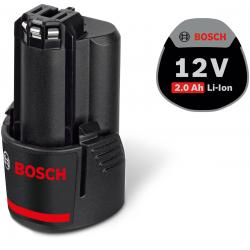 2 x GBA 12V 2.0Ah Μπαταρίες + GAL 12V-40 Φορτιστής BOSCH