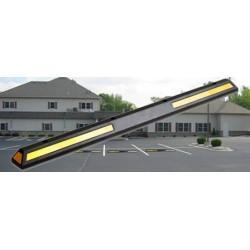Στοπ τροχού μακρύ από ελαστικό μήκους 200cm KDH-PB-3
