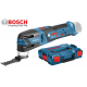 GOP 12V-28 Πολυεργαλείο μπαταρίας Multi-Cutter SOLO + L-BOXX BOSCH