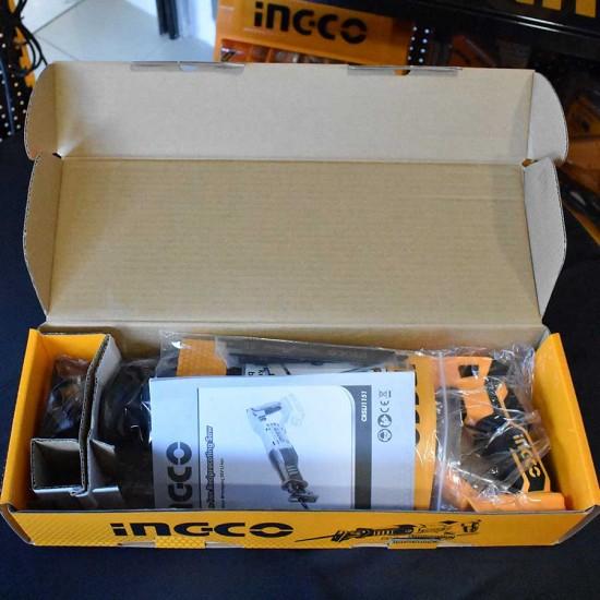 Σπαθοσέγα Μπαταρίας 20V χωρίς μπαταρία και φορτιστή INGCO