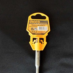 Κρουστικό Τρυπάνι Επαγγελματικό Τετράκοπο SDS plus S4L 6x210mm INGCO