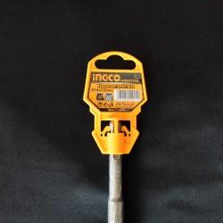 Κρουστικό Τρυπάνι Επαγγελματικό Τετράκοπο SDS plus S4L 14x310mm INGCO