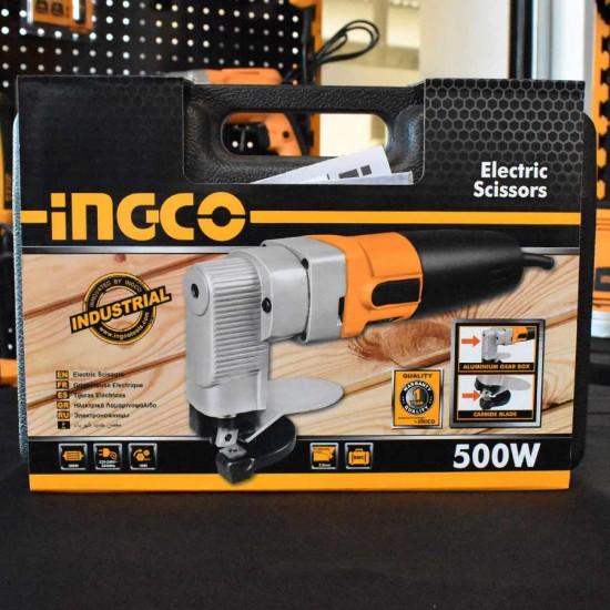 Ηλεκτρικό Λαμαρινοψάλιδο Επαγγελματικό 500W EN5002 INGCO
