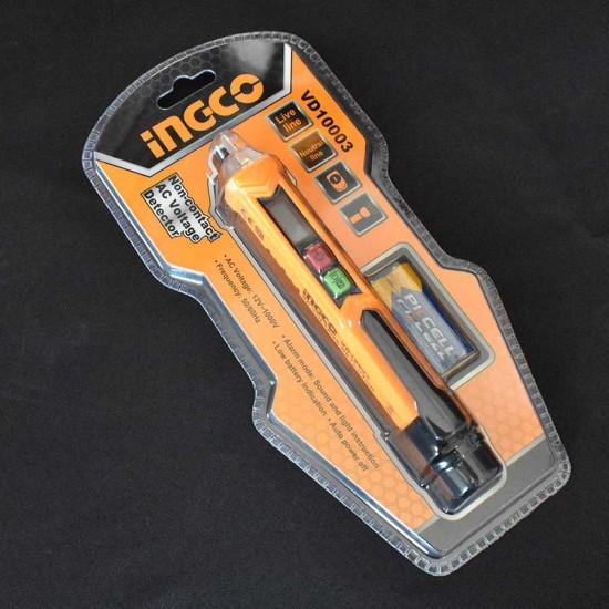 Ανέπαφο Δοκιμαστικό Ρεύματος AC VD10003 INGCO
