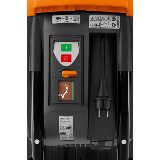 GHE 355 Ηλεκτρικός τεμαχιστής STIHL