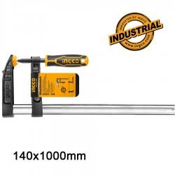Σφιγκτήρας Μαραγκών Βαρέως Τύπου Επαγγελματικός 140x1000mm HFC021404 INGCO
