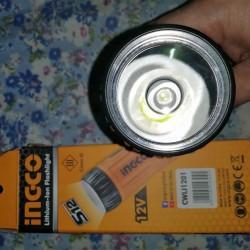 SOLO Φακός Μπαταρίας 12V Li-Ion CWLI1201 INGCO