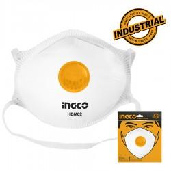 Μάσκα σκόνης με Φίλτρο HDM02 INGCO