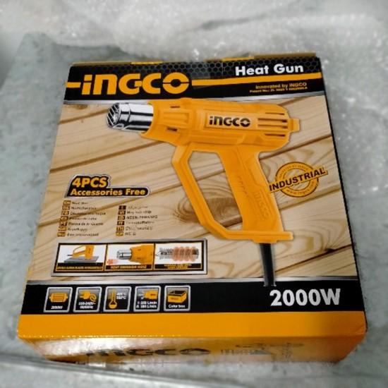 Επαγγελματικό Ηλεκτρικό Αερόθερμο 2000W HG200038 INGCO