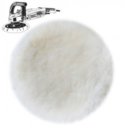 Γούνα Στίλβωσης Αλοιφαδόρου APB0111801 INGCO