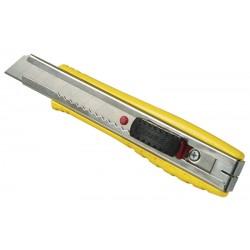 FatMax Αυτομπλοκαριζόμενο Μαχαίρι με Σπαστή Λάμα 18mm STANLEY