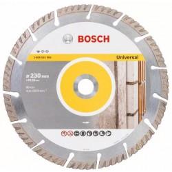 Διαμαντόδισκος κοπής Standard for Universal 230x22.23 BOSCH