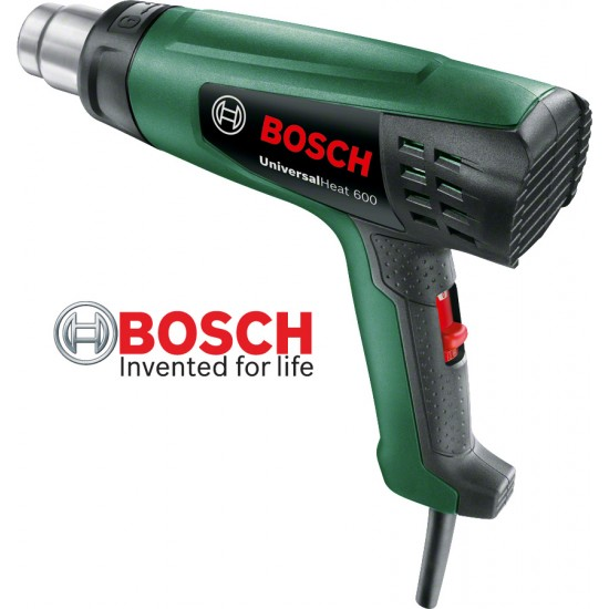 Πιστόλι Θερμού Αέρα 1800W UniversalHeat 600 BOSCH