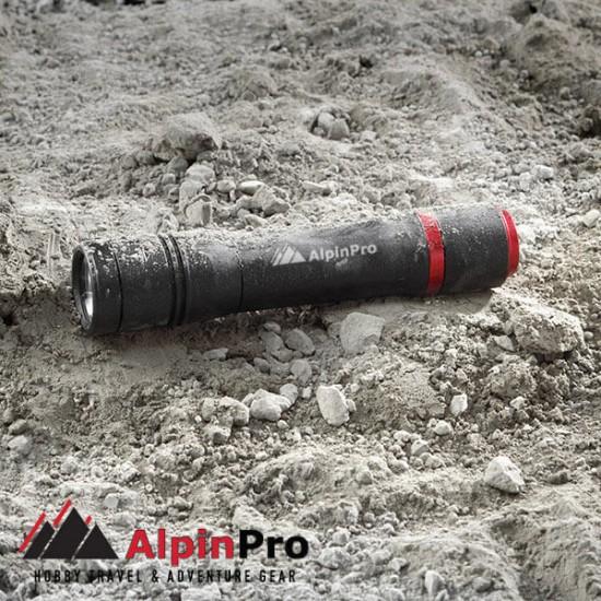 Φακός TM-04R ALPIN