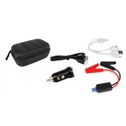 Εκκινητής Jump Starter και Εφεδρική Μπαταρία Powerbank 13800mAh 12V IMPERIA