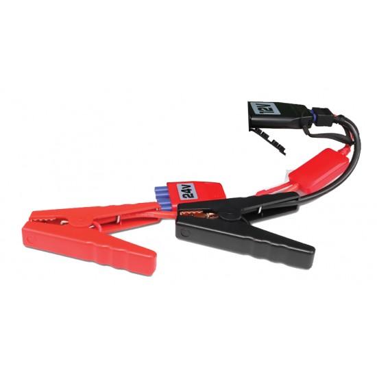Εκκινητής Jump Starter και Εφεδρική Μπαταρία Powerbank 30000mAh 12V/24V IMPERIA