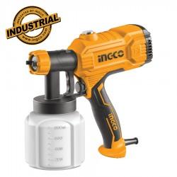 Επαγγελματικό Ηλεκτρικό Πιστόλι Βαφής 450W SPG3508 INGCO