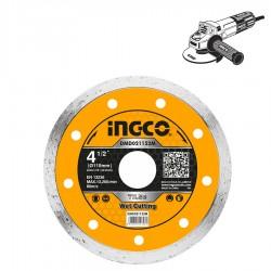 Διαμαντόδισκος Πλακιδίων Ξηράς Κοπής DMD021152M INGCO