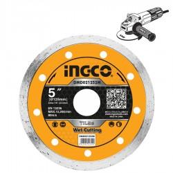 Διαμαντόδισκος Πλακιδίων Ξηράς Κοπής DMD021252M INGCO