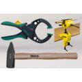 Εργαλεία μαραγκών και σιδεράδων