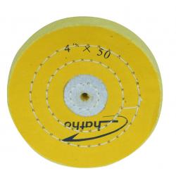 Βαμβακερός Τροχός Γυαλίσματος Άκαμπτος 100 x 15mm Proxxon