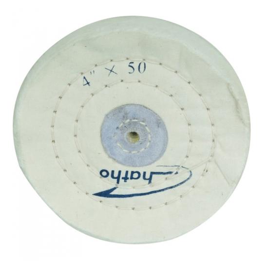 Βαμβακερός Τροχός Γυαλίσματος Μαλακός 100 x 15mm Proxxon