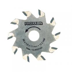Πριονόλαμα με επένδυση βολφραμίου 10 δοντιών Proxxon