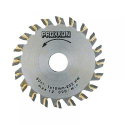 Πριονόλαμα με επένδυση βολφραμίου 20 δοντιών Proxxon