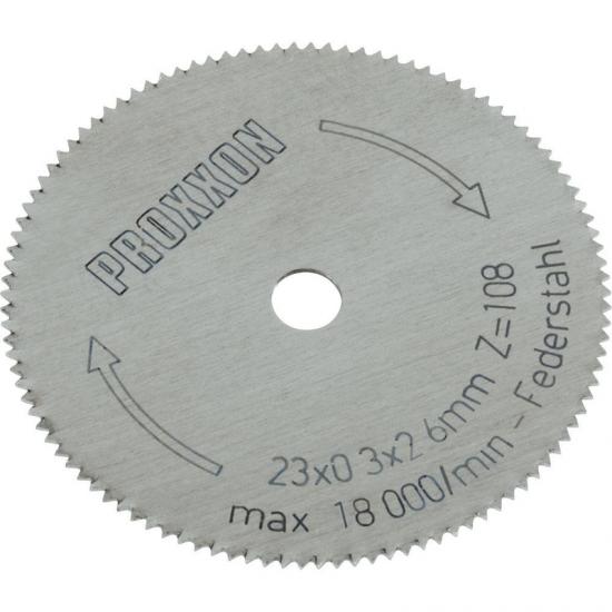 Ανταλλακτικός Δίσκος Κοπής Proxxon