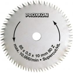 Λεπίδα κοπής super-cut διαμέτρου 85 mm Proxxon