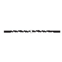 Σπειρωειδής λεπίδα μήκους 130mm με απλά άκρα 28747 Proxxon
