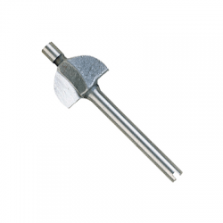 Φρέζα ημικυκλικής διαμέτρου 13 mm 29042 Proxxon