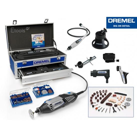 4000 Platinum Edition DREMEL Πολυεργαλείο + Extra