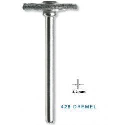 428 Συρματόβουρτσα από ανθρακούχο χάλυβα 19 mm DREMEL