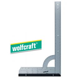 Γωνιοχάρακας μέτρησης και σημαδέματος 280x500mm WOLFCRAFT