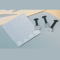 Πρόσθετο αυτοκόλλητο γυαλόχαρτο 400 grit 28826 Proxxon