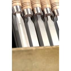 Σκαρπέλο Ξύλου 1059 Φάρδος Λάμας 26mm 1059026 KIRSCHEN