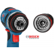 GSR 18 V-EC FC2 Δραπανοκατσάβιδο μπαταρίας BOSCH SOLO + L-Boxx
