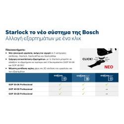 GOP 40-30 Πολυεργαλείο Multicutter BOSCH + L-Boxx